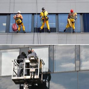 Glasreinigung Erlangen